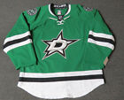 New Dallas Stars Authentic Team Issued Reebok Edge 20 Hockey Jersey NHL Green