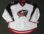 New Columbus Blue Jackets Authentic Team Issued Reebok Edge 2.0 Hockey Jersey $129.99 USD on eBay
