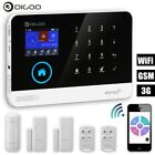 Digoo Wireless GSM+SMS+WiFi Home House Office Security Burglar Alarm Systems Kit