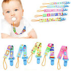 Cartoon Chain Pacifier Clip Teething Clip Soother Pacifier Chain Toy Chain Cute