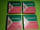 Singer fashion disc cam attachments lot 401-403 Sewing Machines # 3 17 18 20