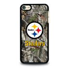PITTSBURGH STEELERS TREE CAMO For Apple iPod Touch 4 5 6 Phone Case Gen Cover