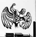 Fitness Body Building Gym Home Decor Wall Decal Vinyl Wall Stickers Art Mural