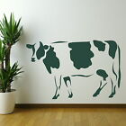 Large Cow Farm Animal Art Wall Sticker / Decal Transfer / Graphic Stencil UK X48