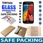 Tempered Glass Screen Protector Premium Protection For Motorola Moto Mobiles
