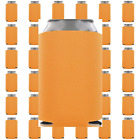Peach Can Coolers Beverage Insulators Party Supplies Wedding Favors