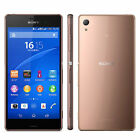 "Sony Xperia Z3 D6616 3GB+32GB 20.7MP Unlocked Android Smartphone 5.2"" US"