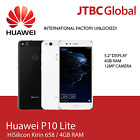 New 5.2 Inch Huawei P10 Lite 4G LTE 32GB Factory Unlocked Android Smart Phone