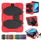 Three Layers Protective Case For Samsung Tab A 10.1 (2016) P580/P585 Stand Cover