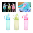 600ML Water  Drinking Bottle Spray Sport Outdoor Bicycle Cycling Gym Hiking Cool
