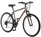 "Adult Mountain Bike 26"" Inch Peak 18 Speed Bicycle Black for Men Woman Kids NEW"