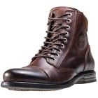 Sneaky Steve Rostov Mens Boots Brown New Shoes