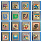 Nintendo Game Boy Used Video Game >>> Pick Your Game(s) <<< Gameboy