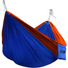 Yes4All Ultra Double Lightweight Nylon Camping Hammock Carry Bag – Multi Color