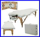 CHARBURY PORTABLE MASSAGE TABLE COUCH BEAUTY THERAPY BED REIKI