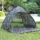 Outdoor Automatic Foldable Portable Protection Pop Up Instant Quick Beach Tent