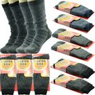 Lot Size 9-13 Men Heated SOX Thermal Winter Socks Super Warm