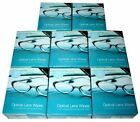 OPTICAL SPECTACLE GLASSES LENS GLASS MONITOR CLEANING WIPES ANTI FOG DEEP CLEAN