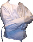 Halloween costume straight jacket straitjacket size 5XL XXXXXL