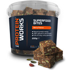 Superfood Bites Premium Vegan Snack from THE PROTEIN WORKS - 200g