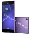 Sony Xperia Z3 D6603 GSM Unlocked Android  20.7MP 4G Smartphone 16GB FROM USA
