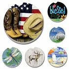 Absorbent Stone Car Coasters by CounterArt, Singles, Buy 2 or More