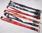 "NHL Lanyard Detachable Buckle 23"" Long 3/4"" Wide by Aminco -Select- Team Below $8.95 USD on eBay"
