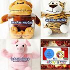 New Warm Hugs Microwave Wheat & Lavender Heat Bag UK SELLER