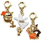 Whimsical Gifts Halloween Charm 3pk Bundle (Ghost, Witch, Trick or Treat Bag)