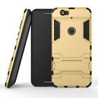 Luxury Hybrid Hard Armor Stand Back Shockproof Case Cover For Google Nexus 5X 6P