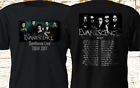 New Band Evanescence Synthesis Live Tour Fall 2017 Black T-shirt S-3XL