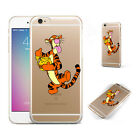 New Winnie The Pooh Friend Tigger Phone Case Cover For iPhone Samsung LG TTH11-1