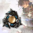 Hand Spinner Alloy Fidget Focus EDC Finger Spin Gyro stress relieve Toy Gift  TQ