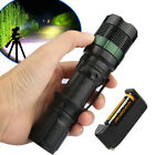 5 X Ultrafire Tactical 15000LM T6 LED Zoom Flashlight + 18650&Charger&Holder USA