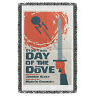 """Star Trek TOS """"Ep 62 - Day Of The Dove"""" Dye Sublimation Blanket/Throw"""