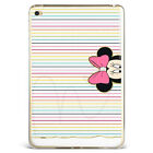 Peeking Disney Minnie Mouse Soft Silicone TPU Case Cover For Samsung iPad DSNB25