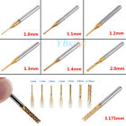 1PC Durable 1.0-3.175mm Cemented Drill Mill CNC Bits PCB Engraving Carbide End
