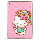 Lovely Hello Kitty Kawaii Cat Soft Silicone Case Cover For Samsung Ipad Hk-16