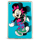 Disney Minnie Mouse Printed Soft Silicone TPU Case Cover For Samsung iPad MQMN7