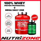 SCITEC NUTRITION 100% Whey Protein Professional WPC 2350g + Mega Daily One 60cap