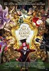 Alice Through the Looking Glass Movie Art Poster Prints