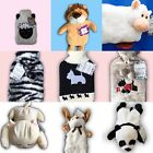 NEW Designer Hot WATER Bottles and covers UK Seller
