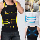 Men's Sleeveless Tank Top Adult Gym Sports T-Shirt Jogging Vest Basic Tee Shirt
