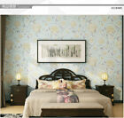 10M Modern Chinese Style Printed Environmental Non-woven Bedroom Wallpaper5.3㎡