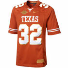 mens M nike texas longhorns football #32 limited red river rivalry jersey $140
