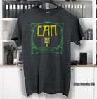 CAN   t shirt    krautrock