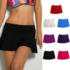 Women Bikini Bottom Tankini Swim Short Skirt Cover Up Beach Dress Render pants