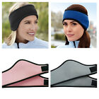 Ladies winter earmuff headband hairband warm thermal fleece sports ski