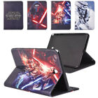 "Cool Star Wars Leather Stand Case Cover For Samsung Galaxy Tab A 7"" 8"" 9.7"" 10.1 $12.55 USD"