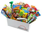 JAPANESE CANDY SETS 10-105 Piece Box Snacks Sweets Gum Dagashi Assortment